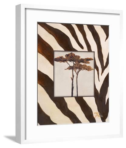 Contemporary Africa I-Patricia Pinto-Framed Art Print