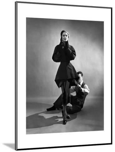 Vogue-Cecil Beaton-Mounted Premium Photographic Print