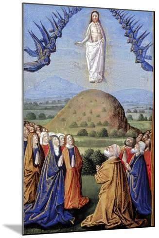 Ascension--Mounted Giclee Print