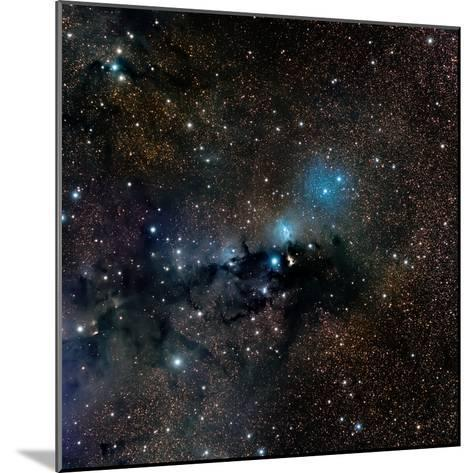 Vdb 123 Reflection Nebula in the Constellation Serpens--Mounted Photographic Print