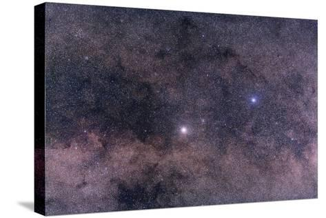 Alpha and Beta Centauri in the Southern Constellation of Centaurus--Stretched Canvas Print