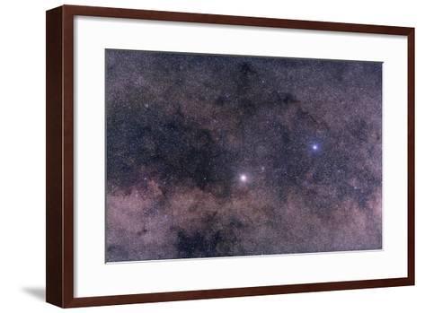 Alpha and Beta Centauri in the Southern Constellation of Centaurus--Framed Art Print