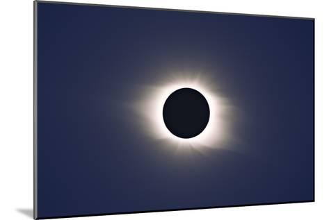 Total Eclipse of Sun--Mounted Photographic Print