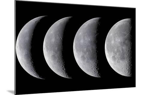 Waning Moon Series--Mounted Photographic Print