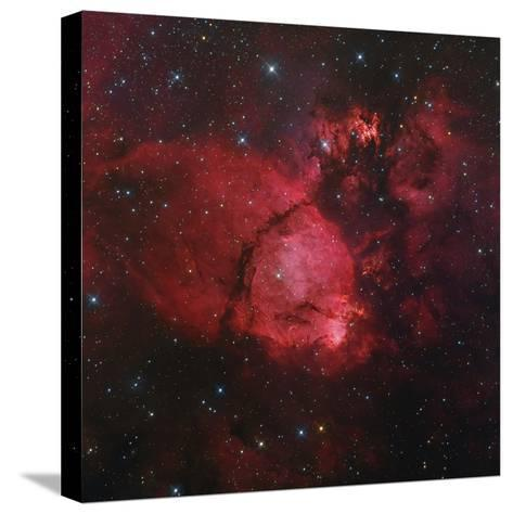 Ngc 896 in the Heart Nebula in Cassiopeia--Stretched Canvas Print