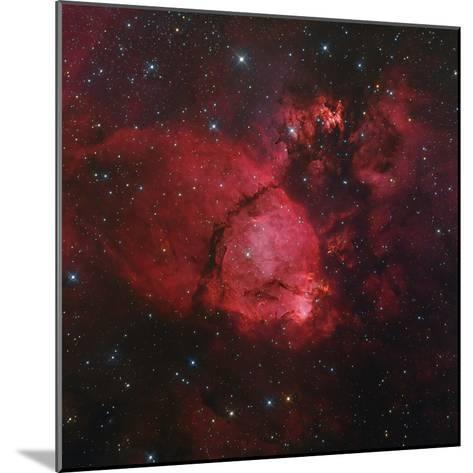 Ngc 896 in the Heart Nebula in Cassiopeia--Mounted Photographic Print