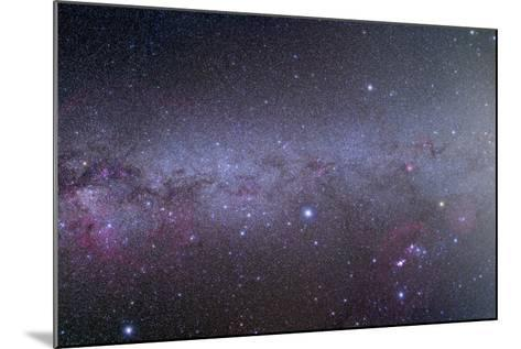 Mosaic of the Southern Milky Way from Orion to Vela--Mounted Photographic Print