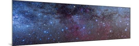 The Constellations of Puppis and Vela in the Southern Milky Way--Mounted Photographic Print