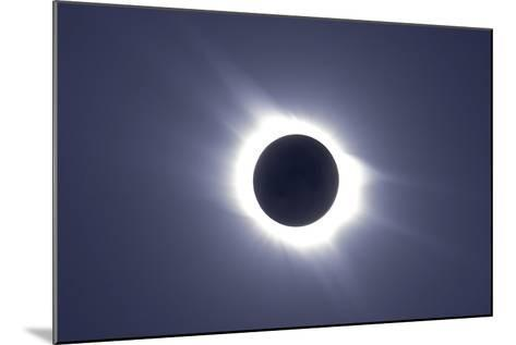Total Solar Eclipse--Mounted Photographic Print