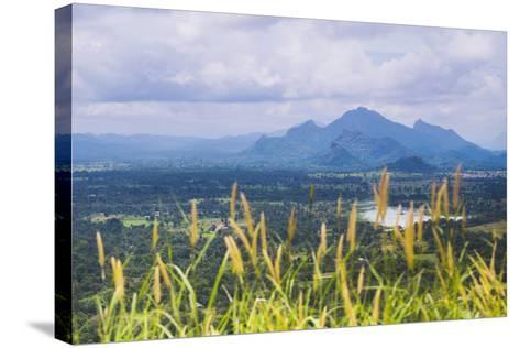 Sri Lanka Landscape-Matthew Williams-Ellis-Stretched Canvas Print