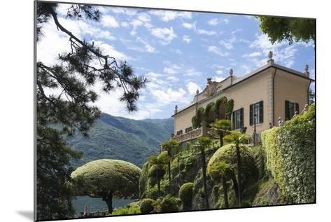 Villa Barbonella, Lake Como, Lombardy, Italy, Europe-James Emmerson-Mounted Photographic Print