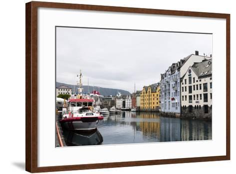 Alesund, Norway, Scandinavia, Europe-Sergio Pitamitz-Framed Art Print