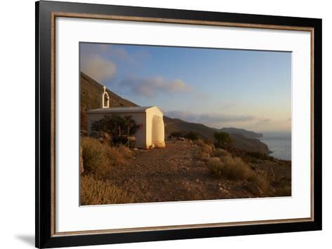 Kissamos Gulf, Crete, Greek Islands, Greece, Europe-Bruno Morandi-Framed Art Print