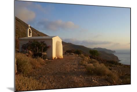 Kissamos Gulf, Crete, Greek Islands, Greece, Europe-Bruno Morandi-Mounted Photographic Print