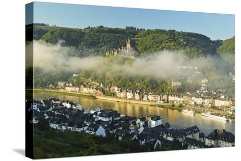 View of Cochem-Jochen Schlenker-Stretched Canvas Print