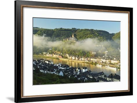 View of Cochem-Jochen Schlenker-Framed Art Print