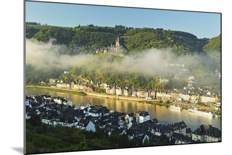 View of Cochem-Jochen Schlenker-Mounted Photographic Print