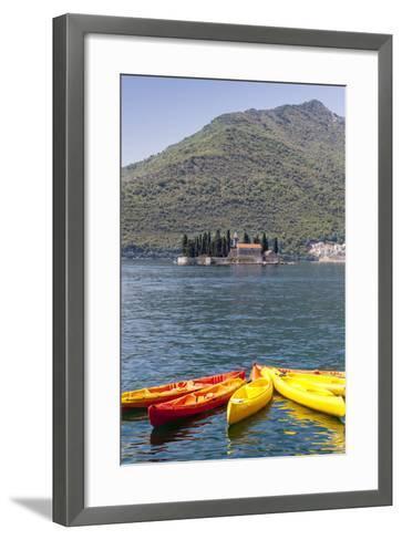 View of St. George Island-Charlie Harding-Framed Art Print