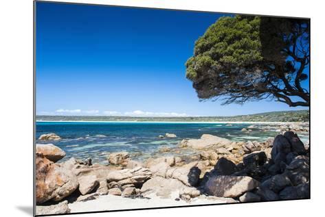 Rocky Cliffs on Shelley Cove Near Eagle Bay, Western Australia, Australia, Pacific-Michael Runkel-Mounted Photographic Print
