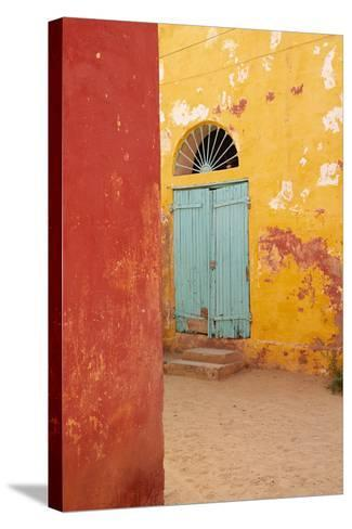 The Island of Goree (Ile De Goree), UNESCO World Heritage Site, Senegal, West Africa, Africa-Bruno Morandi-Stretched Canvas Print