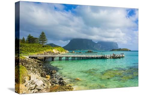 View of Pier-Michael Runkel-Stretched Canvas Print