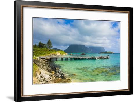 View of Pier-Michael Runkel-Framed Art Print