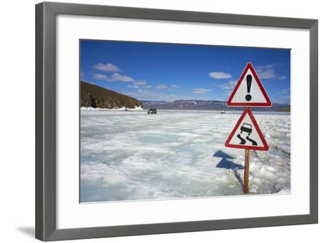 Maloe More (Little Sea)-Bruno Morandi-Framed Art Print
