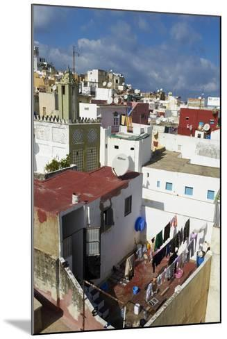 The Medina (Old City), Tangier, Morocco, North Africa, Africa-Bruno Morandi-Mounted Photographic Print