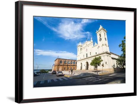 Cathedral of Asuncion, Asuncion, Paraguay, South America-Michael Runkel-Framed Art Print