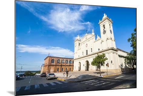 Cathedral of Asuncion, Asuncion, Paraguay, South America-Michael Runkel-Mounted Photographic Print