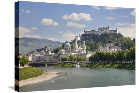 Old Town, UNESCO World Heritage Site-Markus Lange-Stretched Canvas Print