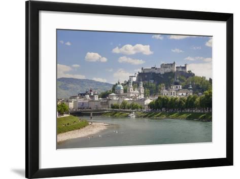 Old Town, UNESCO World Heritage Site-Markus Lange-Framed Art Print
