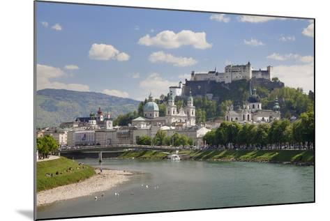 Old Town, UNESCO World Heritage Site-Markus Lange-Mounted Photographic Print