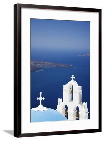 St. Gerasimos Church-Markus Lange-Framed Art Print