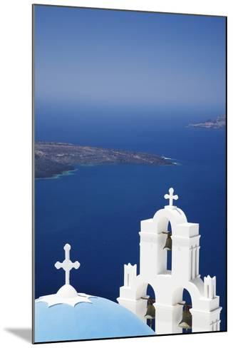 St. Gerasimos Church-Markus Lange-Mounted Photographic Print
