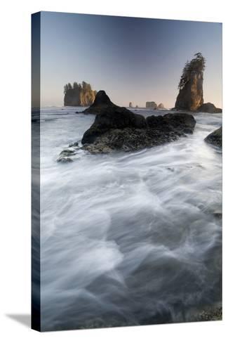Second Beach-Colin Brynn-Stretched Canvas Print