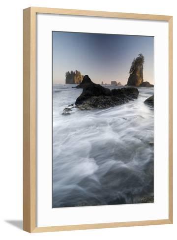 Second Beach-Colin Brynn-Framed Art Print