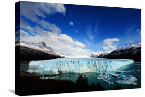 Perito Moreno Glacier-Pablo Cersosimo-Stretched Canvas Print