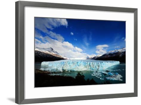 Perito Moreno Glacier-Pablo Cersosimo-Framed Art Print