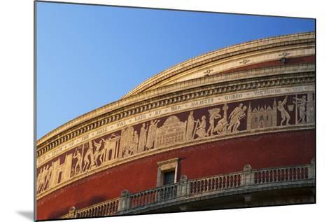 Exterior of Royal Albert Hall, Kensington, London, England, United Kingdom, Europe-Peter Barritt-Mounted Photographic Print