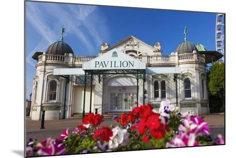 Pavilion, Torquay, Devon, England, United Kingdom, Europe-Billy Stock-Mounted Photographic Print