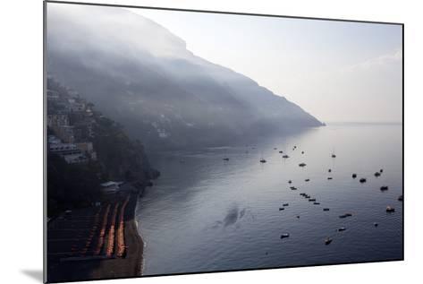 The Port of Positano-Oliviero Olivieri-Mounted Photographic Print