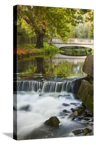 Roath Park, Cardiff, Wales, United Kingdom, Europe-Billy Stock-Stretched Canvas Print