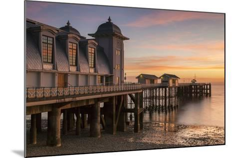Penarth Pier, Near Cardiff, Vale of Glamorgan, Wales, United Kingdom, Europe-Billy Stock-Mounted Photographic Print