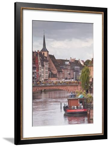 La Petite France-Julian Elliott-Framed Art Print