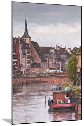La Petite France-Julian Elliott-Mounted Photographic Print
