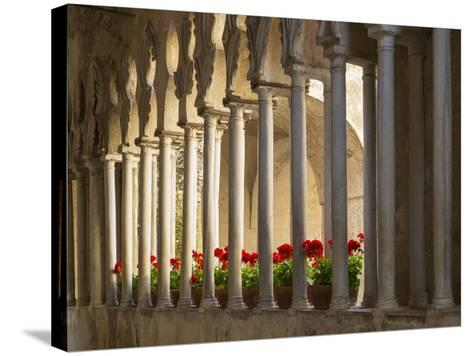 Villa Rufolo-Angelo Cavalli-Stretched Canvas Print