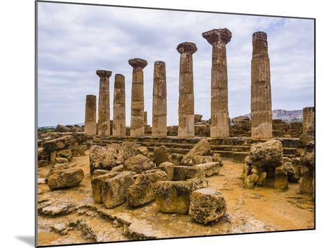 Temple of Hercules (Tempio Di Ercole)-Matthew Williams-Ellis-Mounted Photographic Print