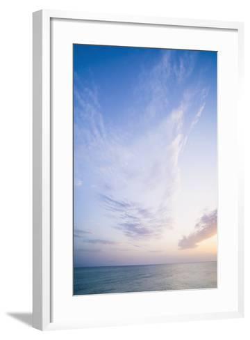 Sunset in Sicily-Matthew Williams-Ellis-Framed Art Print