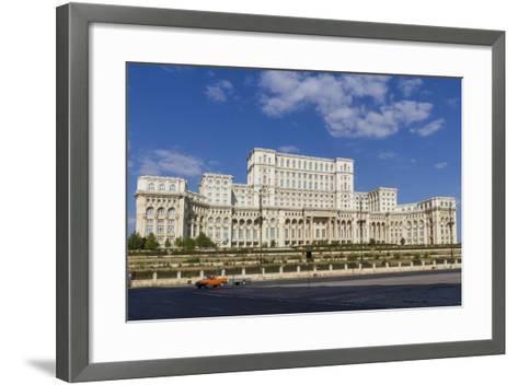 Palace of Parliament-Rolf Richardson-Framed Art Print